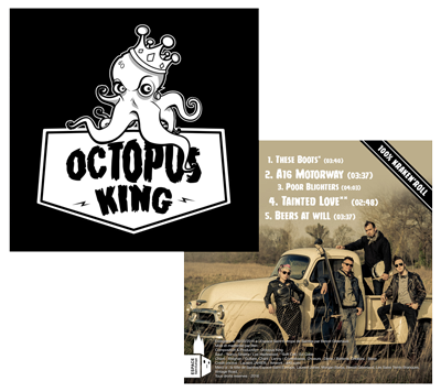 Octopus king : EP Demo
